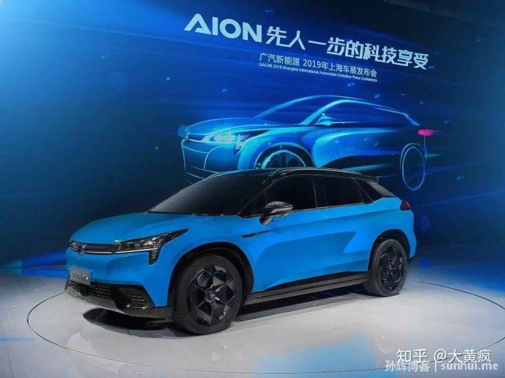 上海车展真香车型之广汽新能源Aion LX,巅峰之作还是再攀高峰?