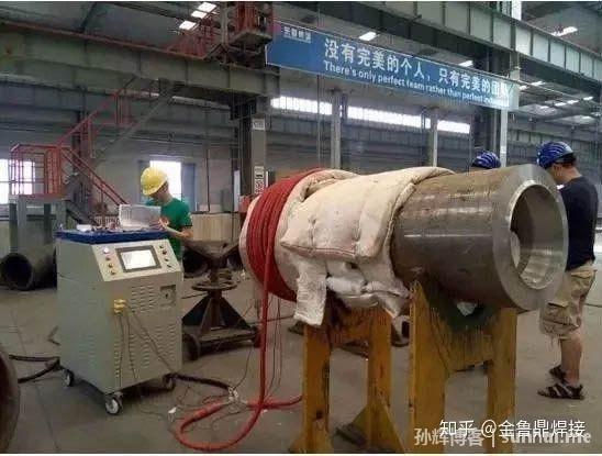 焊接过程中预热、后热及焊后热处理