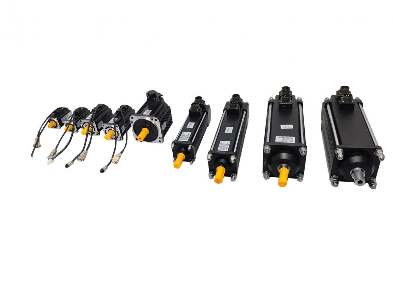 电动缸厂家关于电动推杆常见故障的介绍