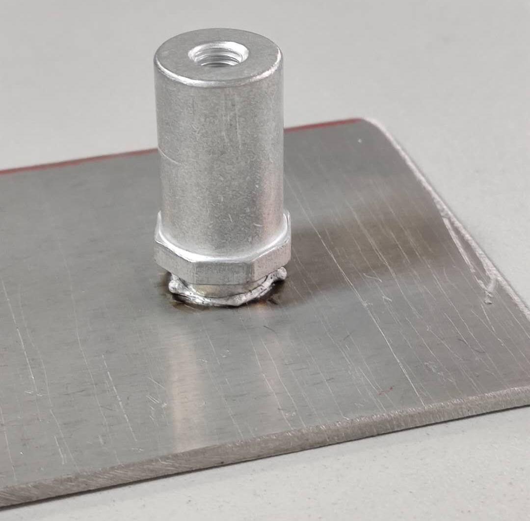 铝螺柱焊接工艺技术分析